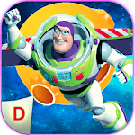 space shooter and shooting buzz APK icon