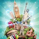 Hidden Objects World Tour - Search and Find APK icon