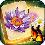 Mahjong HD: Spring Journey Solitaire APK icon