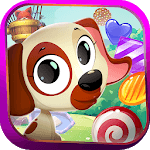 Match 3 Puppy Land - Matching Puzzle Game APK icon