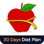 Diet Plan for Weight Loss, Fitness Food Plan APK icon
