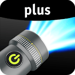 Flashlight Plus Free with OpticView™ APK icon