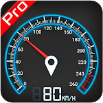 GPS Speedometer, HUD ADS Free APK icon