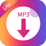Lite Downloader & Free MP3 Download APK icon