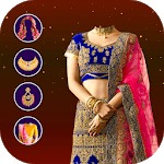 Traditional Girl Photo Suits - Traditional Dresses APK icon