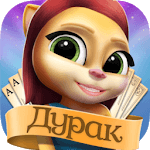 Durak Cats - 2 Player Card Game APK icon