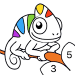 Chamy - Color by Number APK icon