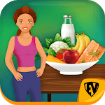 Healthy Diet Food Recipes: Nutritious, Health Tips APK icon
