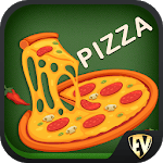 450+ Pizza Recipes Free Offline : Homemade, Yummy APK icon