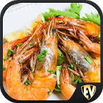2600+ Seafood Recipes Offline: Crab, Shrimp & Fish APK