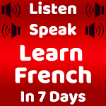 Learn French Speaking- Speak French Easily APK icon