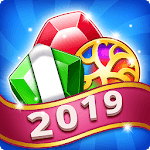 Jewels Palace : Fantastic Match 3 adventure APK
