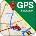 GPS Navigation & Direction - Find Route, Map Guide APK icon