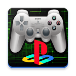ePSX1 and Game Roms Premium A to Z APK icon