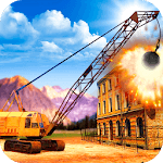 Excavator Demolition Simulator Wrecking Ball APK