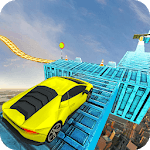 Impossible Tracks - Stunt Car Sky Drift Race 2019 APK