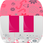 Pink Piano-Pink Keyboard APK icon