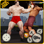 Virtual Gym Fighting: Real BodyBuilders Fight APK icon