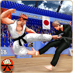 Karate King Fighter: Kung Fu 2018 Final Fighting APK icon