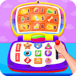 Kids Toy Computer - Kids Preschool Activities APK icon