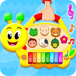 Musical Toy Piano For Kids APK icon
