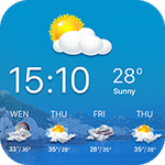 Weather Forecast - Live Weather APK icon