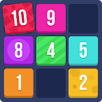 TEN 10 - puzzle game APK icon