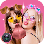 Live Face Sticker – Sweet Camera with Live Filter APK