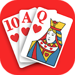 Hearts - Card Game Classic APK icon