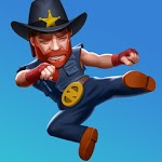Nonstop Chuck Norris - RPG Offline for PC icon