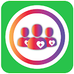 10kFollowers - Get Followers for Instagram APK icon