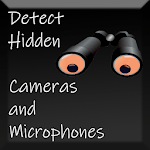 Detect Hidden Cameras and Microphones- Detect Bugs APK icon