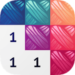 Cross Stitch Club —Coloring by Number APK