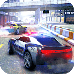 Police Car Chase Challenge Pursuit  2019 APK icon