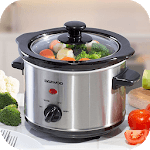 Slow Cooker Recipes: Crockpot Slow Cooker Recipes APK icon