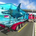 Sea Animals Transporter Truck Driving Game 2019 APK