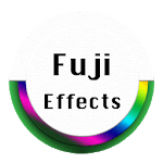 Fuji Cam - Analog filter, Film grain - Retro cam APK icon