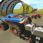 US Police Monster Truck Chase APK