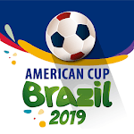 American Cup Brazil 2019 Live Games Fixtures APK icon