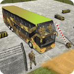 US Army Bus Driving - Military Transporter Squad APK