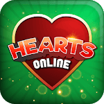 Hearts Online - Play Free Hearts Game APK icon