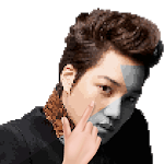 KPOP Idols Color by Number Pixel Art Coloring Game APK icon
