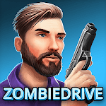 ZombieDrive : Survival and Craft APK icon