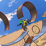 Bike Racing Adventure: Bike Trail Stunts Master APK