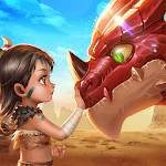 Jurassic Tribes APK icon
