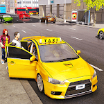 City Taxi Bus Driving Simulator APK