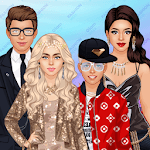 Superstar Family - Celebrity Fashion APK icon