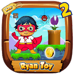 Ryan Run Game toy adventures 2019 APK icon