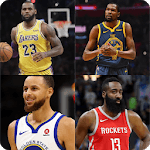 Guess the NBA player APK icon