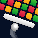 Color Dot 3D : Ball bump game APK icon